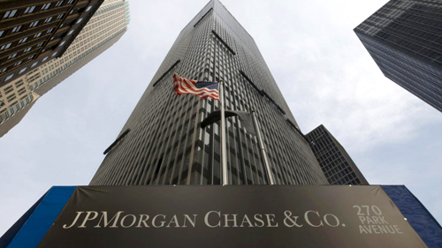 5. JPMorgan Chase & Co