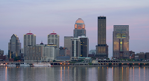 24 Louisville, Kentucky