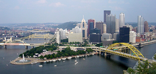 35 Pittsburgh, Pennsylvania