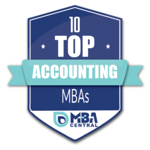 accounting mba online